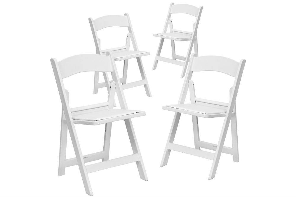 HERCULES 1000-pound Capacity Resin Folding Chair Review